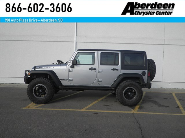 2014 Jeep Wrangler Rubicon >> Pre Owned 2014 Jeep Wrangler Unlimited Rubicon 4x4 Suv For Sale