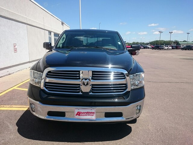 Pre-Owned 2015 RAM 1500 Big Horn Crew Cab 4x4