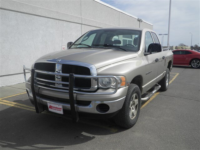 PRE-OWNED 2004 DODGE RAM 1500 SLT 4X4 4WD