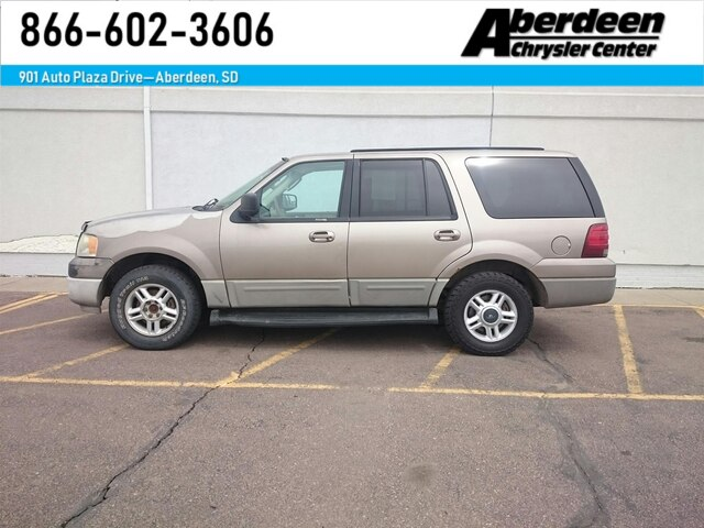 Pre-Owned 2003 Ford Expedition XLT 4x4
