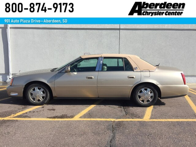 Pre-Owned 2005 Cadillac DeVille