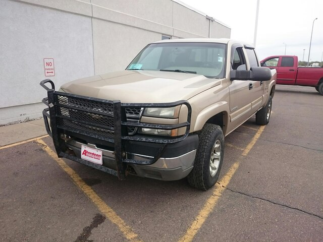 Pre-Owned 2005 Chevrolet Silverado 2500HD LS 4x4