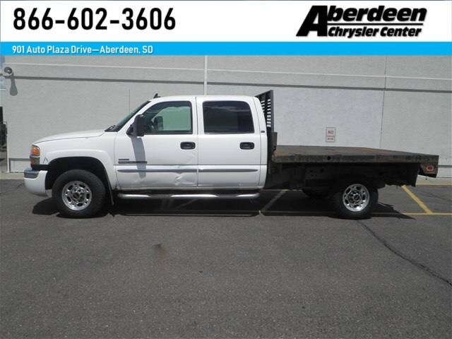 2007 Gmc Sierra For Sale >> Pre Owned 2007 Gmc Sierra 2500hd Classic Sle1 4wd