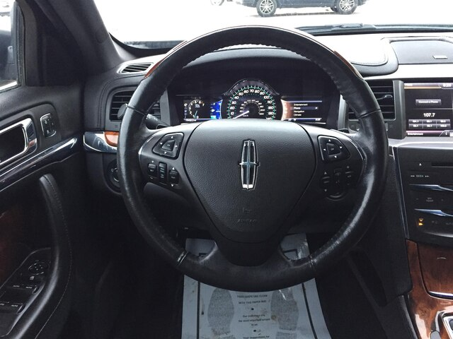 Pre-Owned 2013 LINCOLN MKS EcoBoost
