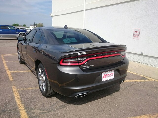 Pre-Owned 2016 Dodge Charger SXT Rallye AWD