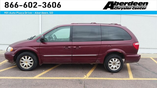 Pre-Owned 2003 Chrysler Town & Country Limited