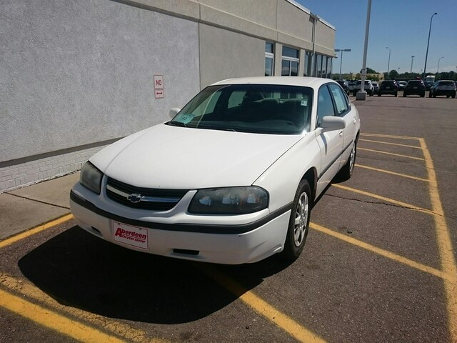 Pre-Owned 2002 Chevrolet Impala