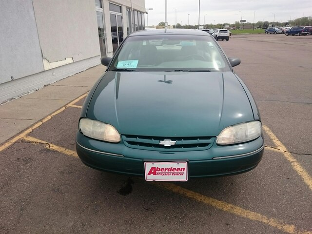 Pre-Owned 2001 Chevrolet Lumina