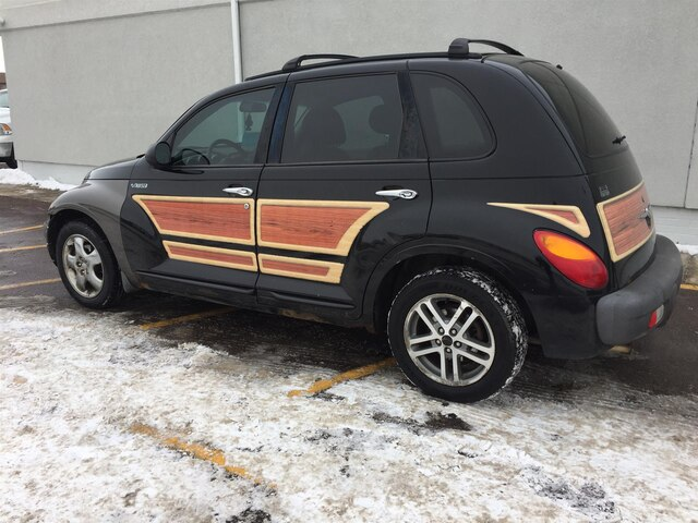 Pre-Owned 2001 Chrysler PT Cruiser Limited Edition