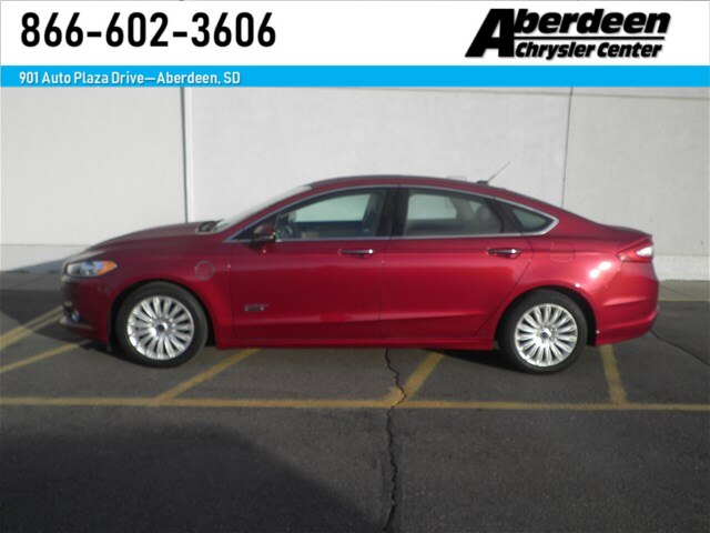 Pre-Owned 2015 Ford Fusion Energi SE Luxury