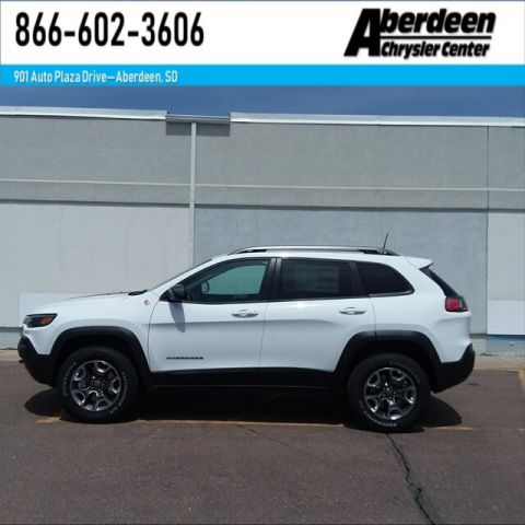 New 2019 JEEP Cherokee Trailhawk Sport Utility for Sale