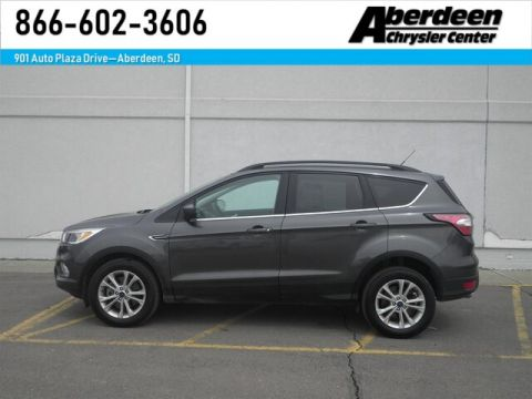 Pre-Owned 2018 Ford Escape SE 4x4