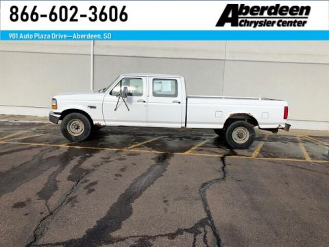 Pre-Owned 1996 Ford F-350 XL