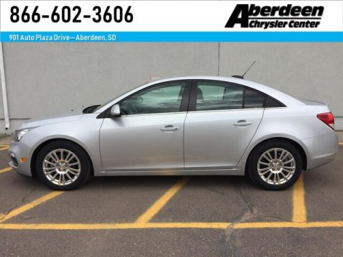Pre-Owned 2016 Chevrolet Cruze Limited ECO Auto