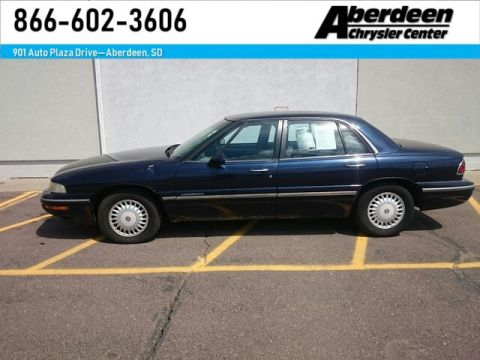 Pre-Owned 1998 Buick LeSabre Custom