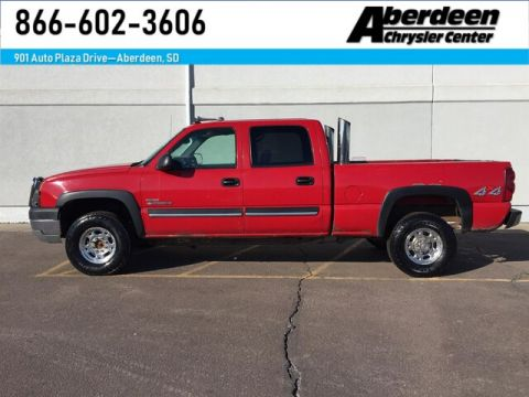 Pre-Owned 2003 Chevrolet Silverado 2500HD LS