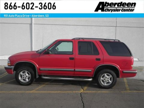 Pre-Owned 1999 Chevrolet Blazer Trailblazer