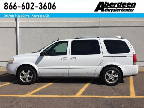 Pre-Owned 2005 Chevrolet Uplander LT w/1SD