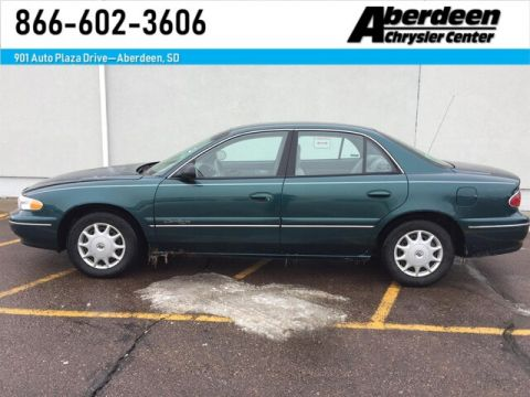 Pre-Owned 1998 Buick Century Custom