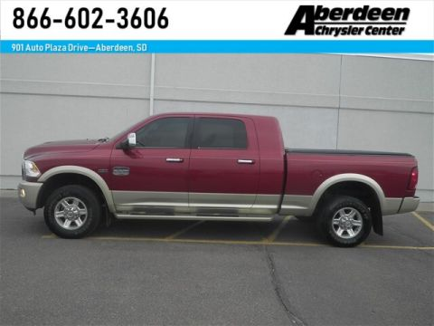 Pre-Owned 2012 RAM 2500 Longhorn Edition 4x4