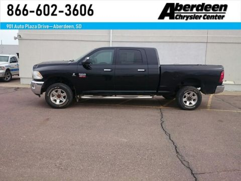 Pre-Owned 2012 RAM 2500 Big Horn 4x4