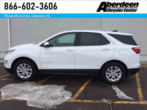 Pre-Owned 2018 Chevrolet Equinox LT w/3LT