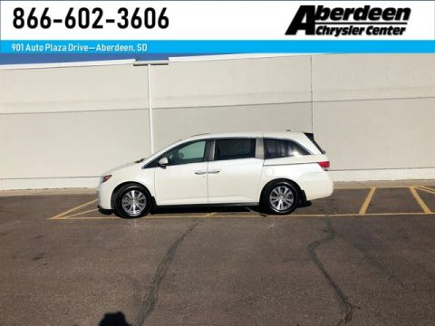 Pre-Owned 2014 Honda Odyssey EX-L w/RES